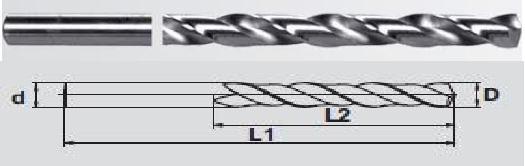 svredlo metal 342